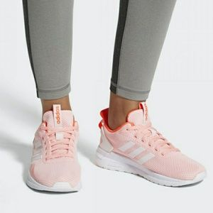 NEW ADIDAS Womens Questar Ride Shoes Haze Coral